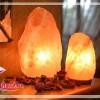 Không gian nhà bạn sẽ bừng sáng với Đèn đá muối Hymalaya