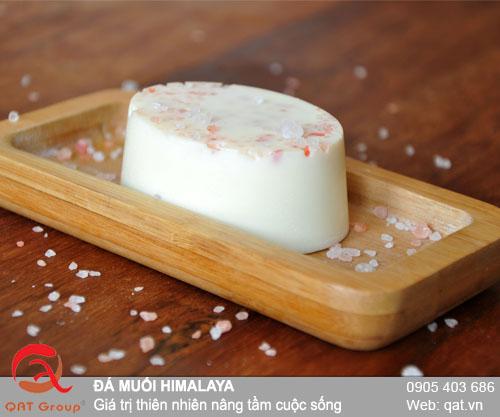 Muối Himalaya tẩm ướp thực phẩm