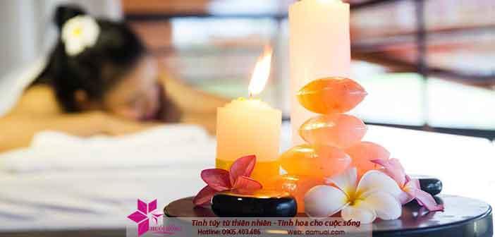 đá muối himalaya dùng cho massage thư giản
